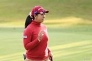 2016年 伊藤園レディスゴルフトーナメント 2日目 武尾咲希