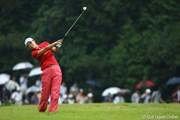 2009年 日本女子プロゴルフ選手権コニカミノルタ杯 3日目 日下部智子
