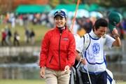 2016年 伊藤園レディスゴルフトーナメント 2日目 松森彩夏