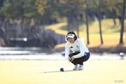 2016年 伊藤園レディスゴルフトーナメント 2日目 大山志保
