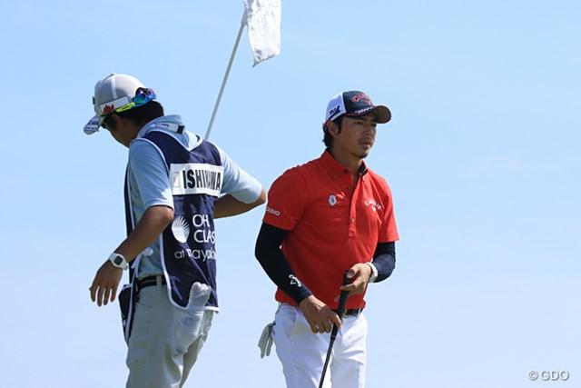 予選通過は果たしたものの、上位は遠い石川遼。上がってきた手応えを結果につなげたい