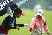 2009年 日本女子プロゴルフ選手権コニカミノルタ杯 3日目 吉田弓美子
