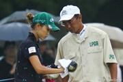 2009年 日本女子プロゴルフ選手権コニカミノルタ杯 3日目 上田桃子