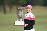 2016年 伊藤園レディスゴルフトーナメント 最終日 イ・ボミ