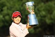2009年 日本女子プロゴルフ選手権コニカミノルタ杯 最終日 諸見里しのぶ