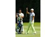 2009年 日本女子プロゴルフ選手権コニカミノルタ杯 最終日 全美貞