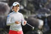 2016年 伊藤園レディスゴルフトーナメント 最終日 比嘉真美子