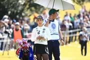 2016年 伊藤園レディスゴルフトーナメント 最終日 笠りつ子