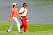 2009年 韓国オープン 最終日 石川遼&ノ・スンヨル