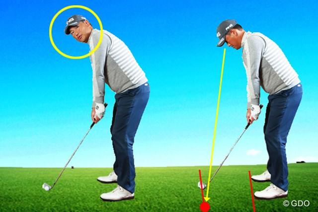 距離感(左)・方向性(右)、目的を明確に区別