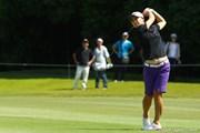 2009年 日本女子プロゴルフ選手権大会コニカミノルタ杯 最終日 古閑美保