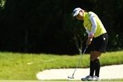 2009年 日本女子プロゴルフ選手権大会コニカミノルタ杯 最終日 横峯さくら