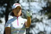 2009年 日本女子プロゴルフ選手権大会コニカミノルタ杯 最終日 全美貞