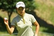 2009年 日本女子プロゴルフ選手権大会コニカミノルタ杯 最終日 菊地絵理香