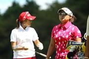 2009年 日本女子プロゴルフ選手権大会コニカミノルタ杯 最終日 馬場ゆかり