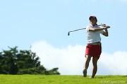 2009年 日本女子プロゴルフ選手権大会コニカミノルタ杯 最終日 諸見里しのぶ