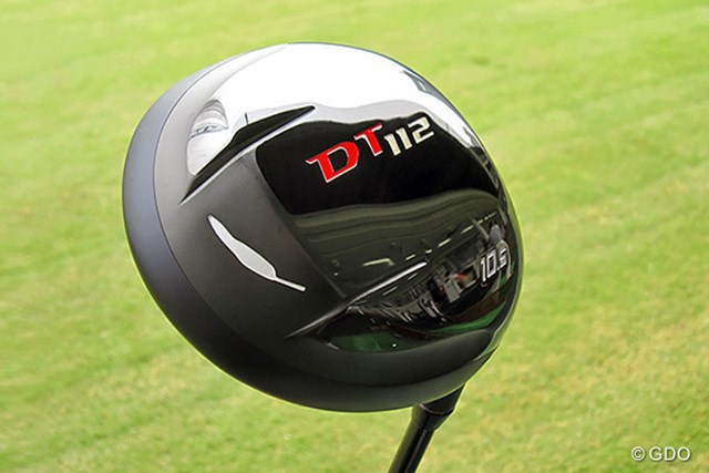 フォーティーン DT-112 ドライバー 新製品レポート (画像 1枚目) 長尺なのにつかまりよし!フォーティーン DT-112 ドライバーを試打検証