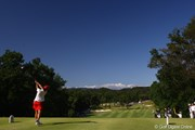 2009年 日本女子プロゴルフ選手権大会コニカミノルタ杯 最終日 17番ホール