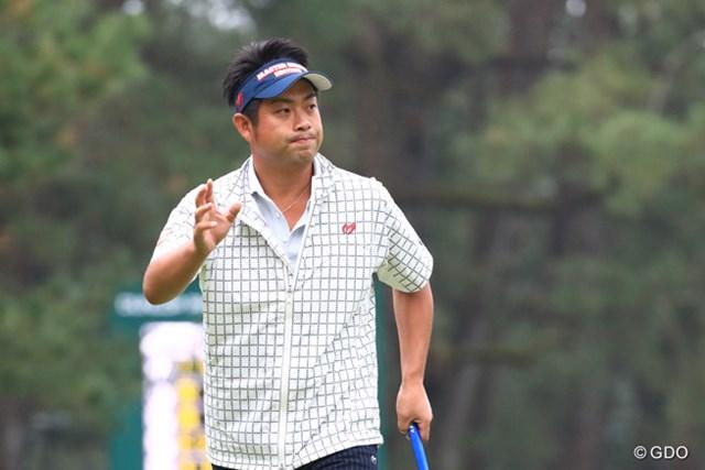 ホールインワンを達成した池田勇太が首位浮上