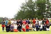 2015年 LPGAツアー選手権リコーカップ 最終日 集合写真