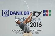 2016年 BANK BRI-JCBインドネシアオープン 2日目 ジョハネス・ヴィーアマン