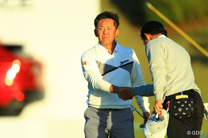 大逆転でのシード権奪回もあるか・・・5位タイスタート! 2016年 カシオワールドオープンゴルフトーナメント 初日 宮瀬博文