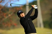 2016年 カシオワールドオープンゴルフトーナメント 初日 増田伸洋