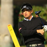 41歳での初シードを確定させている岩本高志が2位発進を決めた 2016年 カシオワールドオープンゴルフトーナメント 初日 岩本高志