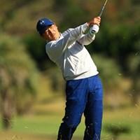 逆転でのシード権獲得に望みをつなぎました。 2016年 カシオワールドオープンゴルフトーナメント 2日目 増田伸洋
