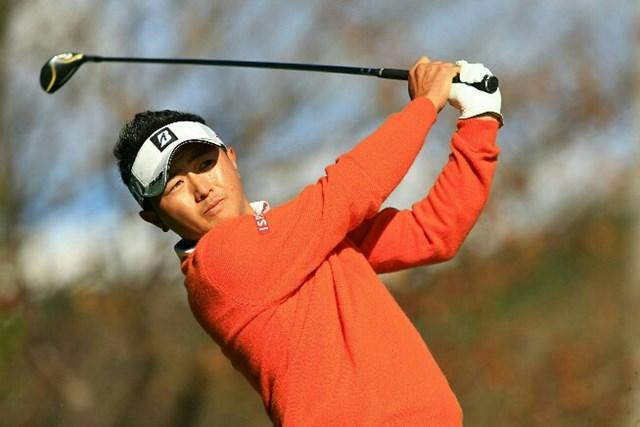 高知県出身の片岡大育が4位に浮上。地元優勝に前進して決勝ラウンドを迎える