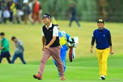 2016年 カシオワールドオープンゴルフトーナメント 3日目 池田勇太 正岡竜二