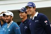 2017年 ISPSハンダ ゴルフワールドカップ 3日目 石川遼 松山英樹