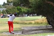2017年 ISPSハンダ ゴルフワールドカップ 3日目 石川遼