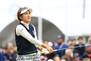 2016年 LPGAツアー選手権リコーカップ 3日目 成田美寿々