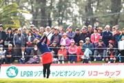 2016年 LPGAツアー選手権リコーカップ 3日目 大山志保