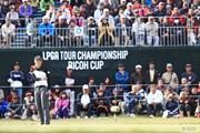2016年 LPGAツアー選手権リコーカップ 3日目 渡邊彩香