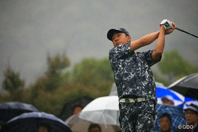 2016年 カシオワールドオープンゴルフトーナメント 最終日 上井邦裕 自衛隊員かと思った・・・。