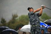 2016年 カシオワールドオープンゴルフトーナメント 最終日 上井邦裕