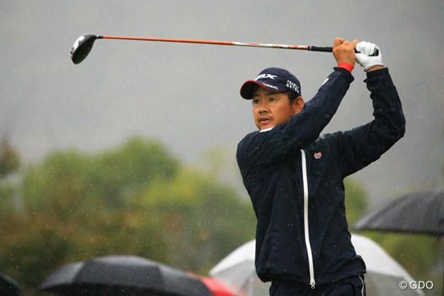 藤田寛之が2年ぶりに最終戦へ進出。3連覇を果たした好相性の舞台に臨む