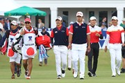 2017年 ISPSハンダ ゴルフワールドカップ 最終日 石川遼 松山英樹