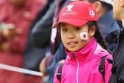 2017年 ISPSハンダ ゴルフワールドカップ 最終日 日本チームのファン