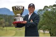 2016年 いわさき白露シニアゴルフトーナメント 最終日 倉本昌弘