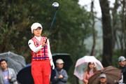 2016年 LPGAツアー選手権リコーカップ 最終日 大山志保