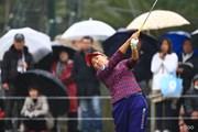 2016年 LPGAツアー選手権リコーカップ 最終日 成田美寿々