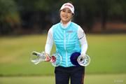 2016年 LPGAツアー選手権リコーカップ 最終日 キム・ハヌル