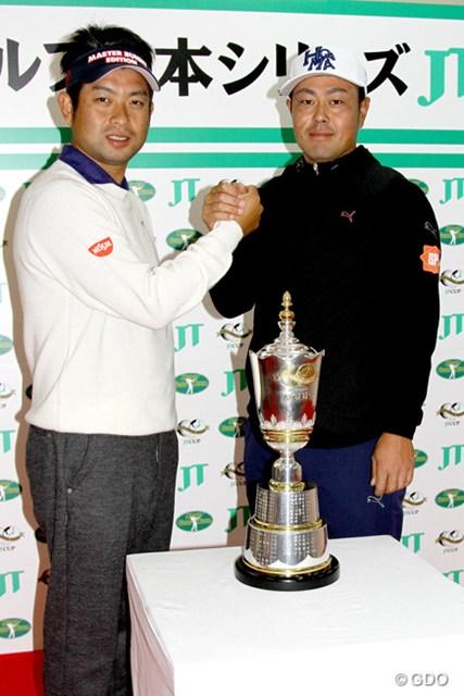 初めて賞金ランク1位で最終戦を迎える池田勇太。その胸中は?