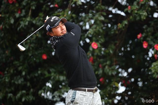 2016年 ゴルフ日本シリーズJTカップ 初日 石川遼 ディフェンディングチャンピオンとして臨む石川遼