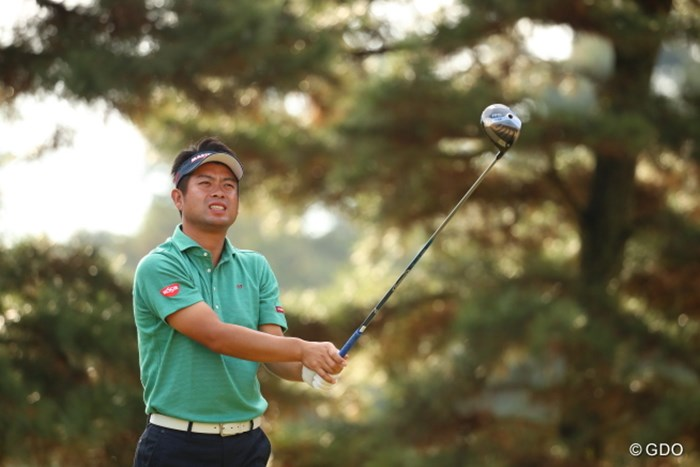 PRGRのドライバーか。 2016年 ゴルフ日本シリーズJTカップ 初日 池田勇太