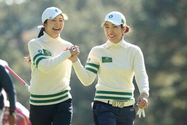 日本チームは初日4戦全勝の好スタートを切った(Atsushi Tomura/Getty Images)