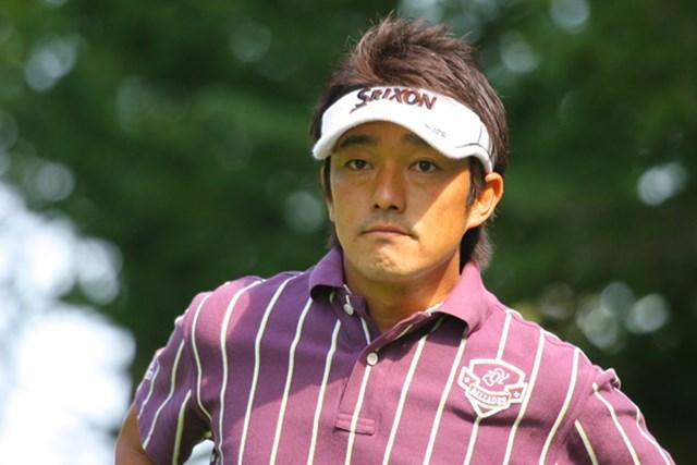 午前スタートの山下和宏は出入りの激しいゴルフながら6アンダー6位タイ